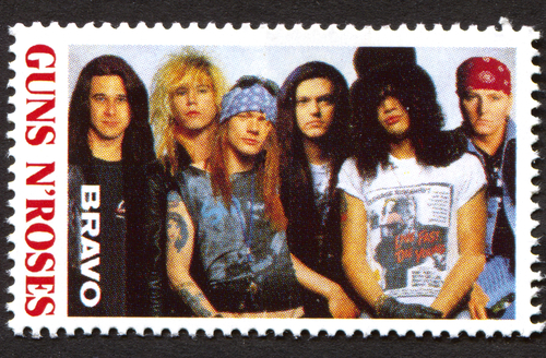 Çorumlular buldu, Guns'n'Roses çaldı